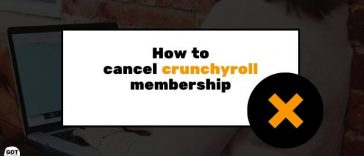how to cancel crunchyroll membership