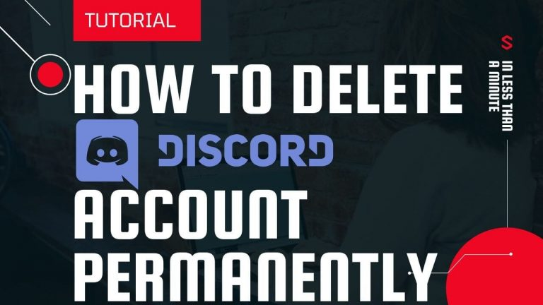 How to delete account permanently