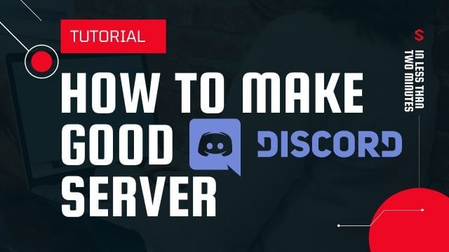 How to make a good Discord server [year] Guide!
