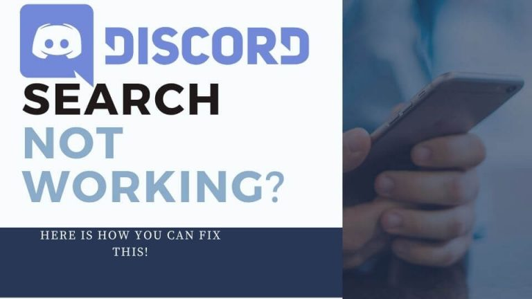 discord search not working? here are few tips how you can fix this!