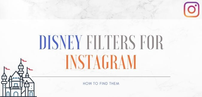 Disney filters for instagram. How to get them