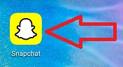 how to see how many people you have on snapchat step 1