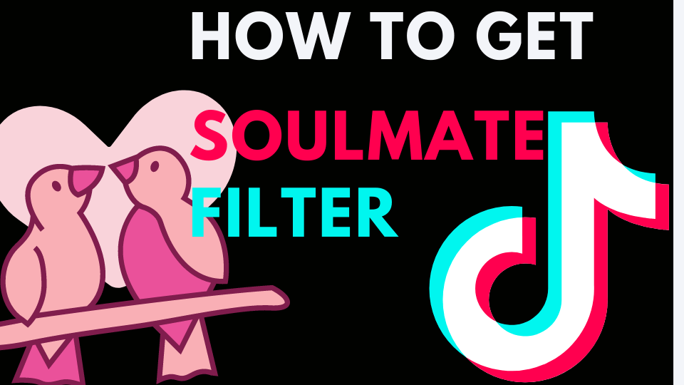 How to get soulmate filter on tiktok