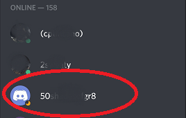 how to block people on discord with smarpthone step 2