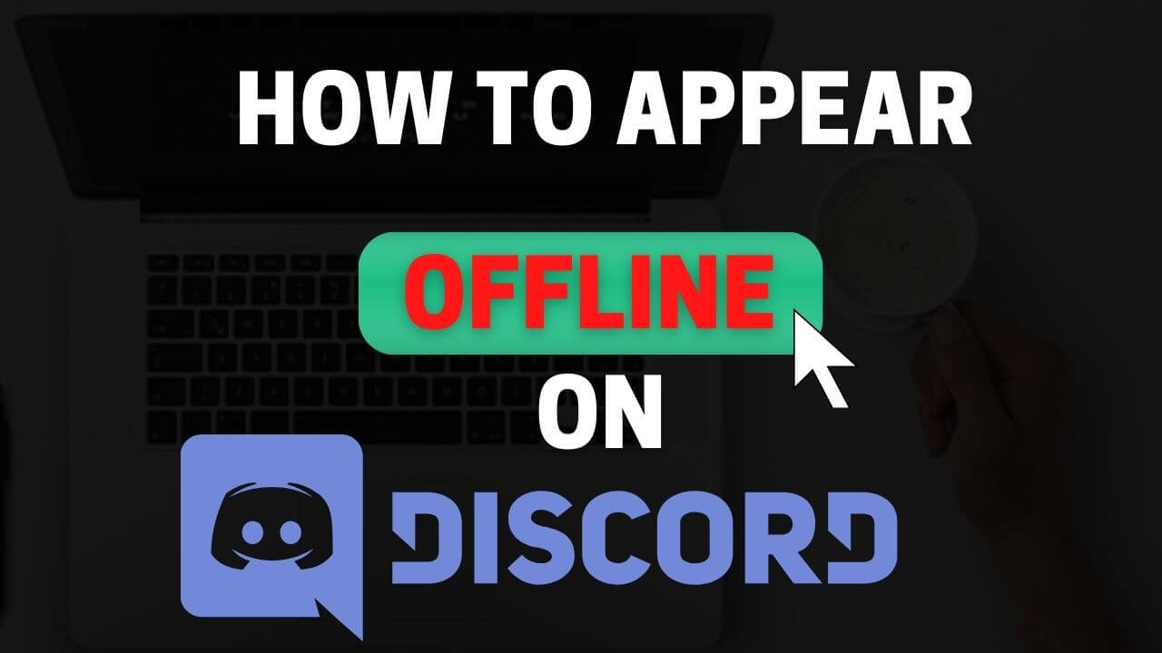 How to appear offline on Discord ✅ Windows, Mac, Android & iOS Guide [year]