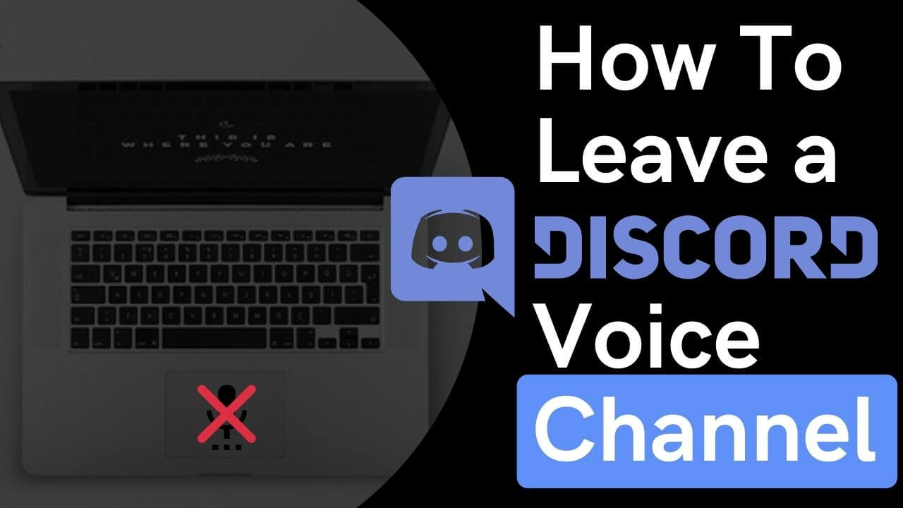 How To Leave a Discord Voice Channel ✅ Windows/Mac/Android/iPhone Guide
