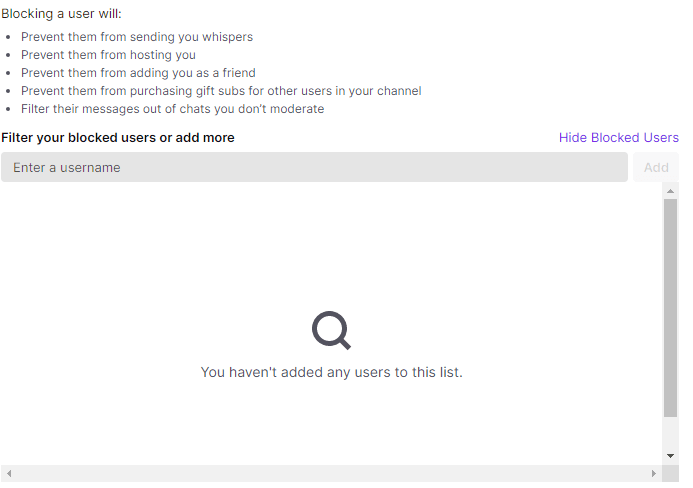 how to ban someone on twitch.tv step 6