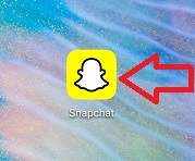 how to use multiple snapchat accounts on one phone step 1