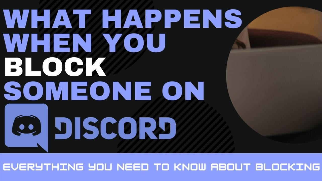 What happens when you block someone on Discord ✅ EXPLAINED [year]