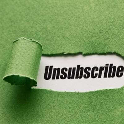 guides on how to unsubscribe